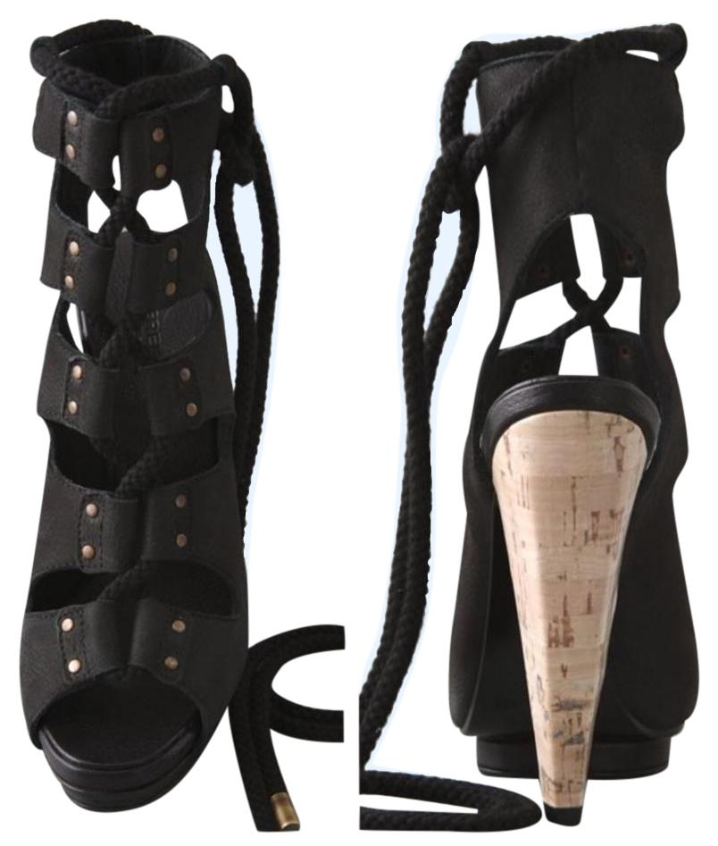 Derek Lam  Odesa Lace Up Sandals