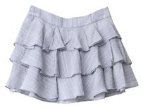 Derek Lam Crosby Light Skirt Blue