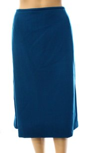 Other Designer New With Defects Pencil Polyester 3473-0246 Skirt