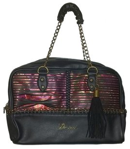 Desigual Satchel in black