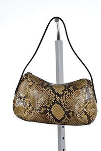 Desmo Womens Animal Print Leather Handbag Shoulder Bag