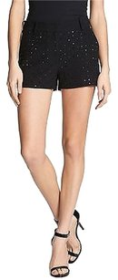 Diane von Furstenberg Dvf Dress Shorts Black
