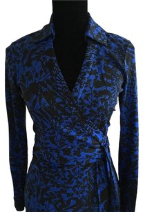 Diane von Furstenberg Dvf New Two Wrap Dress