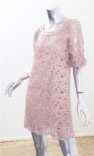 Diane von Furstenberg short dress Pink Womens Lace Mini on Tradesy