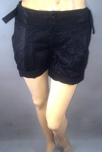 Diesel Coated Guendalee Shorts Black