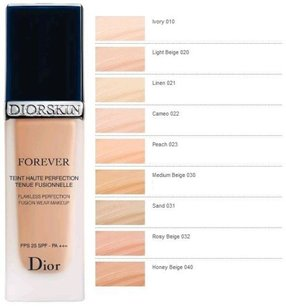 Dior Dior Diorskin Forever Flawless Makeup 020 fair 40ml SPF 25