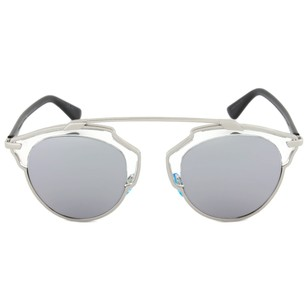 Dior Dior SOREAL APPDC Sunglasses | Silver/Crystal Frame