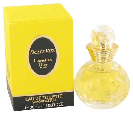 Dior Dolce Vita By Christian Dior Eau De Toilette Spray 1 Oz