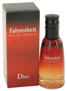 Dior Fahrenheit By Christian Dior Eau De Toilette Spray 1 Oz