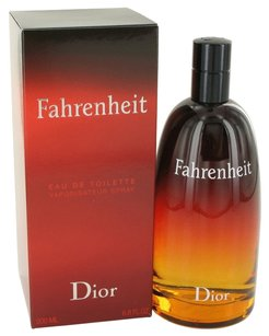 Dior Fahrenheit By Christian Dior Eau De Toilette Spray 6.8 Oz
