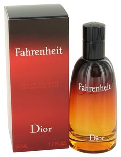 Dior FAHRENHEIT by CHRISTIAN DIOR ~ Men's Eau de Toilette Spray 1.7 oz