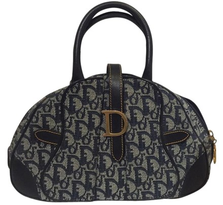 Preload https://item1.tradesy.com/images/dior-reserved-blue-canvas-clutch-5319385-0-1.jpg?width=440&height=440