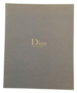 Dior Vintage Gold Plated Book RARE!