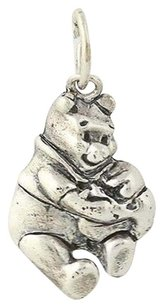 Disney Disney Winnie The Pooh Pendant - Sterling Silver Classic Cartoon Character