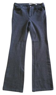 DKNY Boot Cut Pants Charcoal Gray