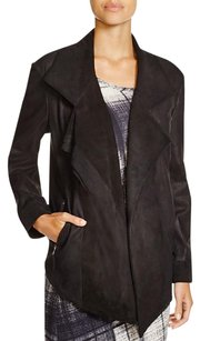DKNY Lamb Leather Luxe Leather Jacket