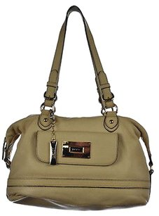DKNY Womens Satchel in Beige