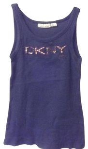 DKNY Sleeveless Top Black