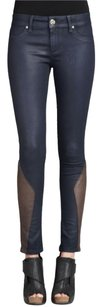 DL1961 Skinny Pants Navy