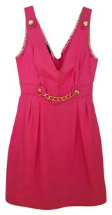 Dolce&Gabbana short dress Pink Dolce & Gabbana Summer on Tradesy