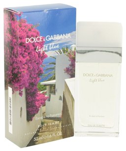 Dolce&Gabbana Light Blue Escape To Panarea By Dolce & Gabbana Eau De Toilette Spray 1.6 Oz