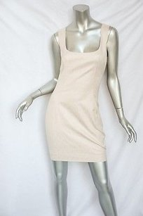 Dolce&Gabbana short dress Pinks Womens Cotton Sleeveless Mini Short Shift 42m on Tradesy