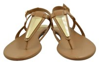 Dolce Vita Dv Womens Thong Slingback Tan Sandals