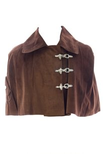 Doma by Luciano Abitboul Coats & Womens Doma_1569_brown_l Leather Jacket