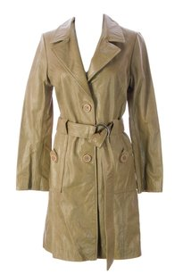 Doma by Luciano Abitboul Coats & Womens Doma_1575_shell_s Leather Jacket