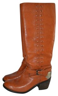 Donald J. Pliner 7m J Piner Brown Boots
