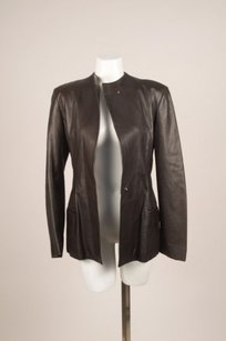 Donna Karan Deep Brown Jacket