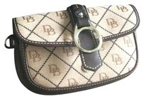 Dooney & Bourke Monogram Cosmetic , Cellphone , Multi Use Case
