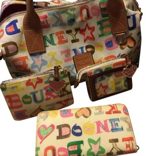 Dooney & Bourke Multi Travel Bag
