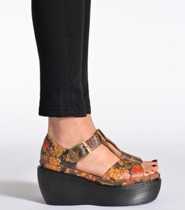 Dr. Martens Dr Adaya Tattoo Multi-Color Sandals