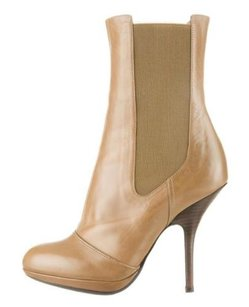 Dries van Noten Womens Brown Boots