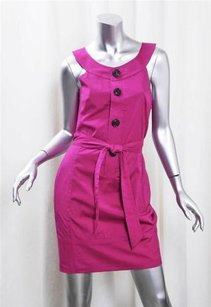 DSquared short dress Pink Magenta on Tradesy
