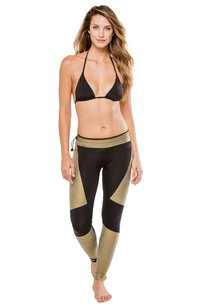 Duskii Duskii Women's Gold Get Wet Legging