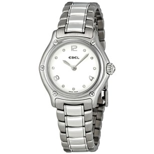 Ebel 1911 Mother of Pearl Stainless Steel Ladies Watch 9090211/19865P