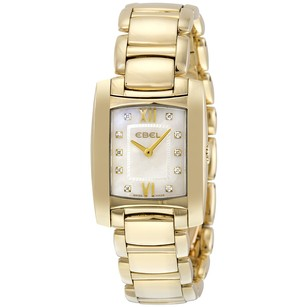 Ebel Brasilia Mother of Pearl Dial Ladies Watch EB1215612