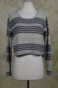 Ecote Womens Striped Sweater