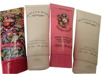 Ed Hardy Lot of 4 Ed Hardy brand Lotions 50$ value