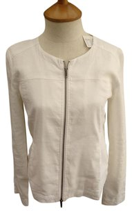 Eileen Fisher Moto Motorcycle Jacket