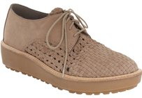 Eileen Fisher Oath Woven taupe Flats
