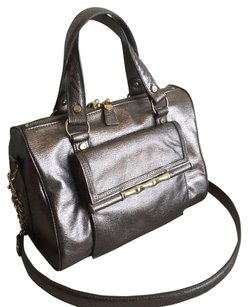 Elaine Turner Satchel in Bronze
