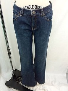Elie Tahari Denim Boot Cut Jeans