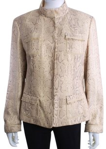 Elie Tahari TAN Jacket