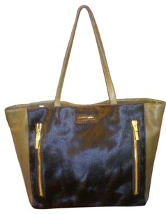 Elizabeth and James Its You! The Highest Quality Leather Amazingly Chic Popular Designer! Tote in Black