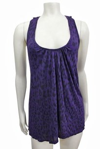 Ella Moss Marlo Top purple black
