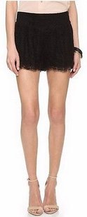 Ella Moss Lace Shorts Black