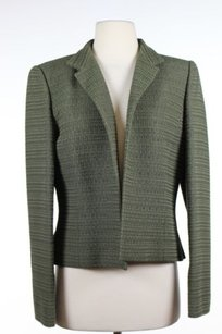 Ellen Tracy Linda Allard Green Jacket